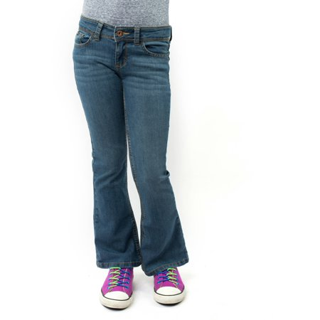 - Girl's Flare Denim Jean