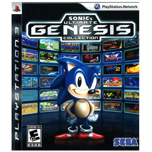 Sonic'S Ultimate Genesis (PS3) - Pre-Owned