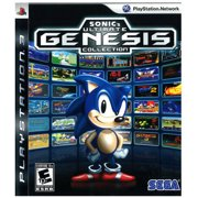 Sonic'S Ultimate Genesis (PS3) - Pre-Owned