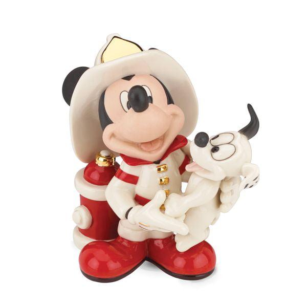 Lenox Mickey Fire Chief Figurine