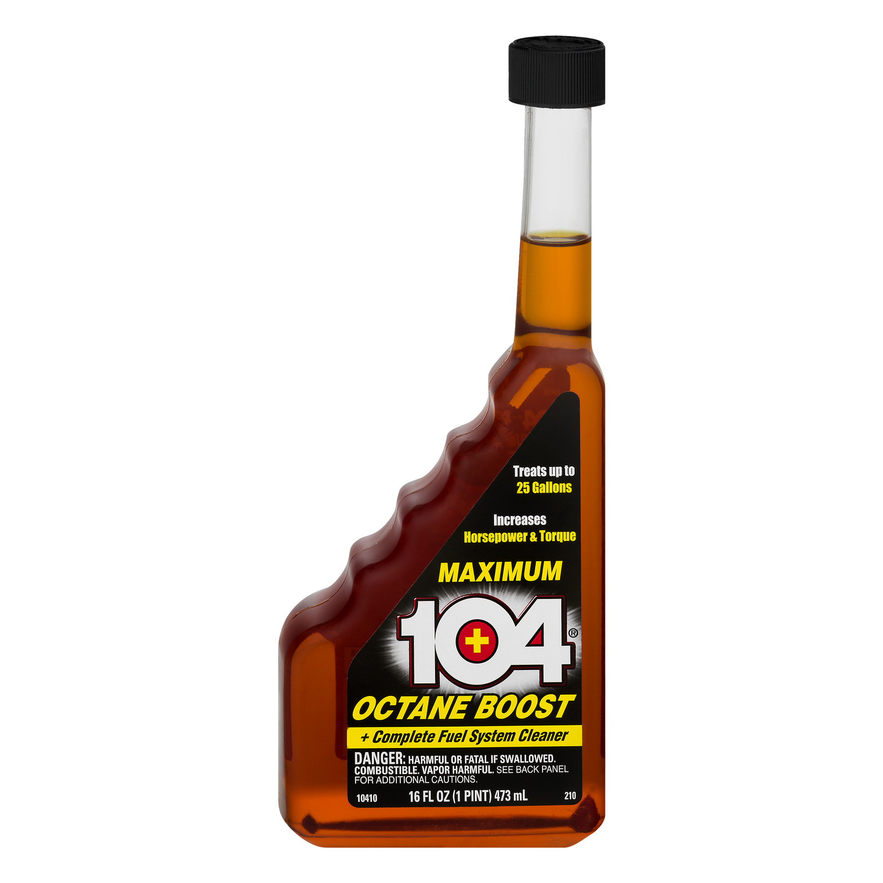 104 (10410) Maximum Octane Boost, 16 fl oz