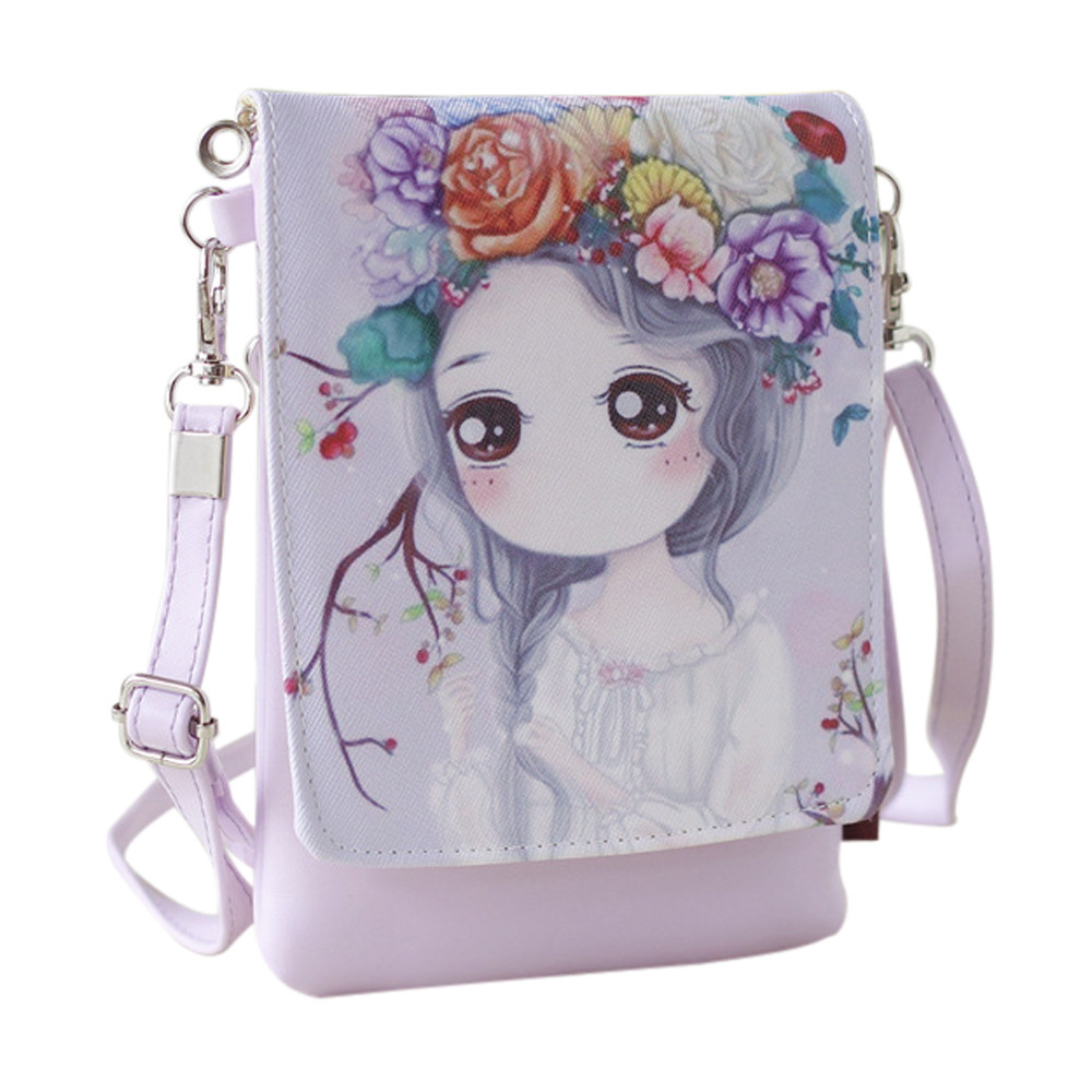 DZT1968 Shoulder Bags Women's Handbags & Cartoon Handbags Kids Girls Mini Crossbody Bag