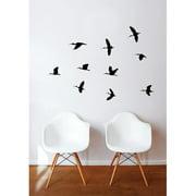 ADZif Spot Birds Flight Wall Decal