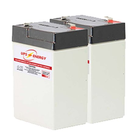 Apc Rbc1 Replacement Battery Kit   Ups Energy    Apc  Rbc1 Compatible