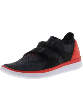e405e0a7e9e9 Product Image Nike Men s Air Sockracer Flyknit Yellow Strike   White-Racer  Pink Ankle-High Running