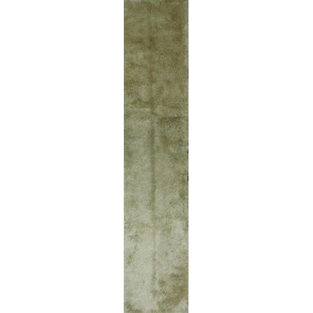 Rugsource Hand Tufted Gy Traditional Oriental 13 Ft Long Runner Rug Beige 12