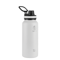 Takeya Originals Stainless Steel Water Bottle, Available in 18oz, 24oz, 32oz, 40oz, Multiple Colors