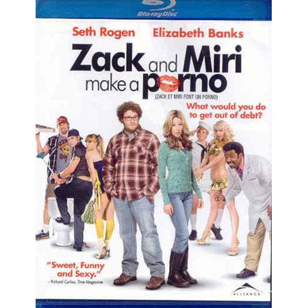 ZACK AND MIRI MAKE A PORNO [BLU-RAY] [CANADIAN; (French 101 Suite Life Of Zack And Cody)