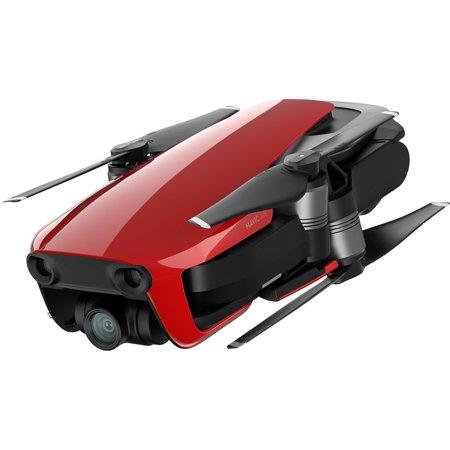 DJI Mavic Air Drone Quadcopter (Flamme Rouge) En Aluminium Hardshell Housse de Transport Essentiel Faisceau - image 8 de 10
