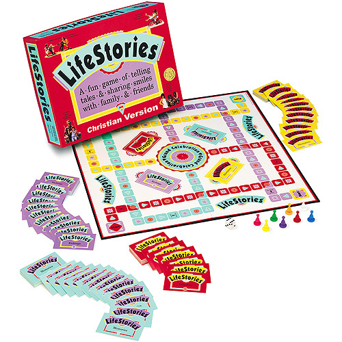 LifeStories Board Games, Christian Version
