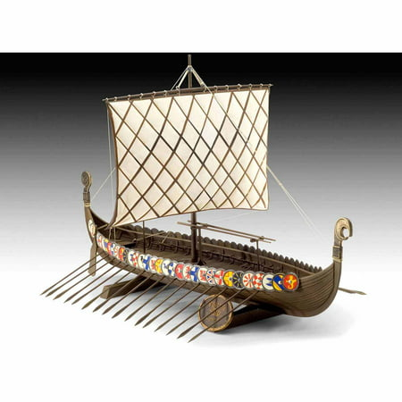 Revell 1:50 Scale Viking Ship Model Kit