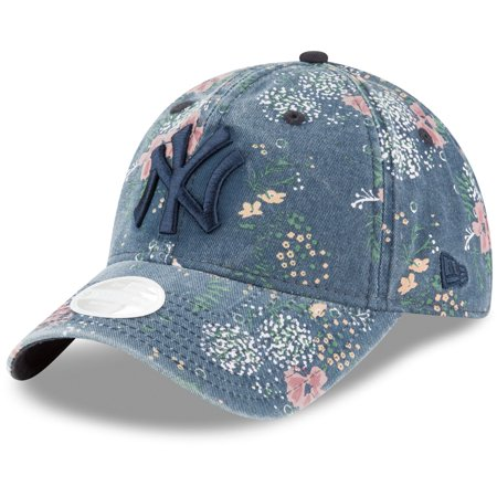 d448301a890 New Era - New York Yankees New Era Women s Vintage Floral 9TWENTY ...