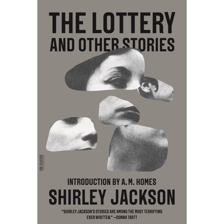 Image result for the lottery and other stories