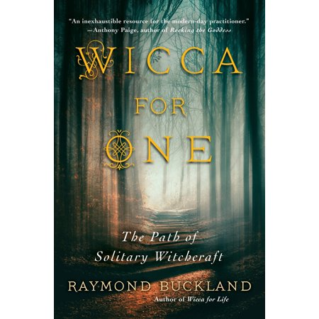 Wicca for One : The Path of Solitary Witchcraft (Wicca Meaning Of Halloween)