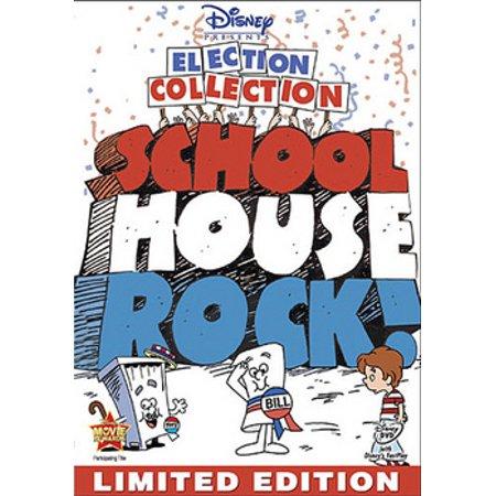 Schoolhouse Regulator (Schoolhouse Rock: Election Collection (DVD) )