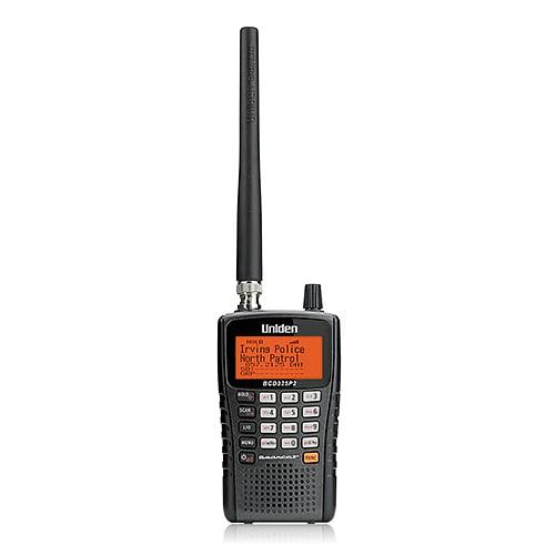 Uniden BCD325P2 (Replaces BCD396XT) Handheld Digital Scanner by Uniden
