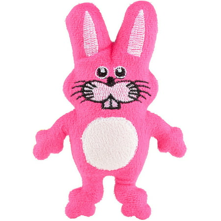Small Cute Plush Pink Easter Bunny Rabbit Animal Cuddly Toy