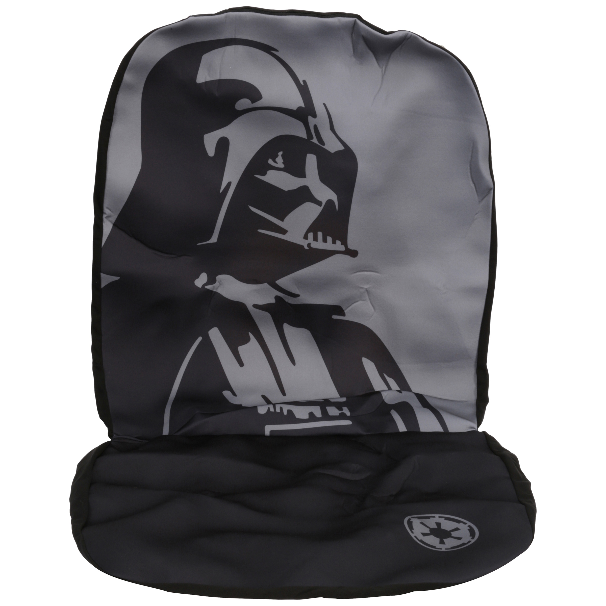 Star Wars™ Vader Low Back Seat Cover with Headrest Cover