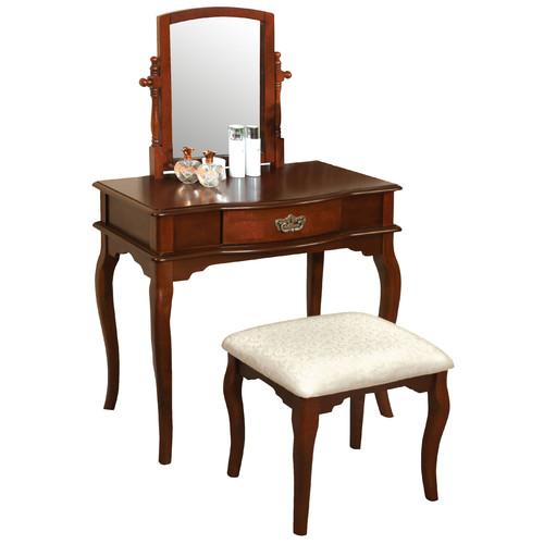 Hokku Designs Coreen Vanity Set with Mirror by Overstock