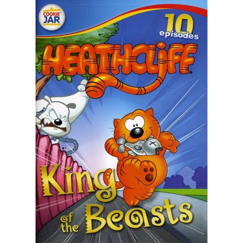 Heathcliff: King Of The Beasts (Full Frame)