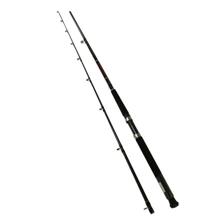 Daiwa Wilderness Downrigger Rod 8' Length, 2 Piece, 10-20 lb Line Rate, Medium Power