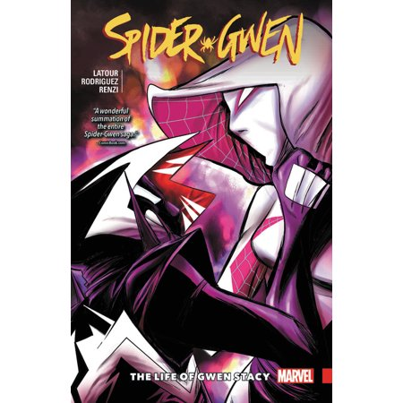 Spider-Gwen Vol. 6: The Life and Times of Gwen Stacy - Gwen Stacy Oscorp