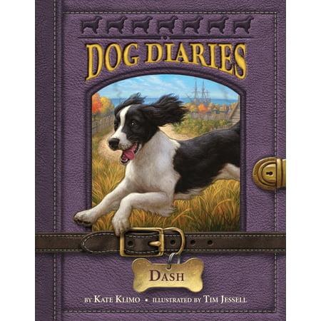 White House Diary - Dog Diaries #5: Dash