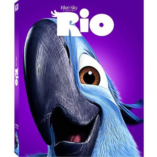 Rio (Blu-ray + DVD + Digital HD) (With INSTAWATCH) (Widescreen)