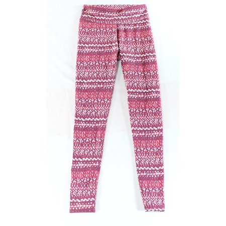 5671737380dce Aerie - Aerie NEW Pink Womens Size XS Pull-On Printed Athletic Leggings -  Walmart.com