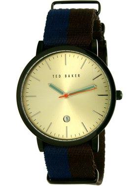 Ted Baker Men's Multicolor Quartz Dress Watch 10026451