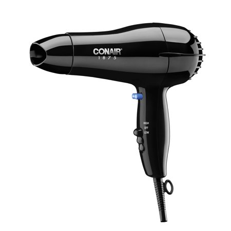 Conair 1875 Watt Mid-Size Hair Dryer