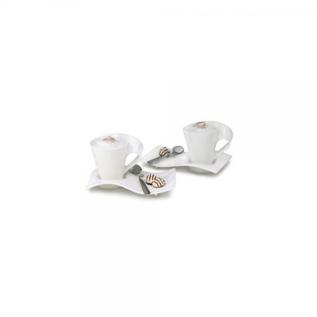 Villeroy & Boch New Wave Caffe Mugs, Set of 2
