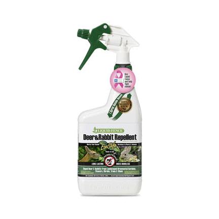 Deer and Rabbit Repellent-QT RTU DEER/RA REPELLENT