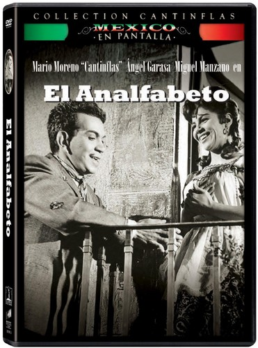 Analfabeto by COLUMBIA TRISTAR HOME VIDEO