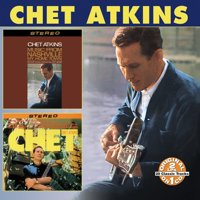 Music from Nashville, My Hometown/Chet Atkins (CD)