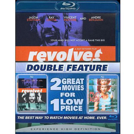 Revolver   Run Lola Run  Blu Ray   Widescreen