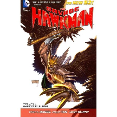 The Savage Hawkman 1