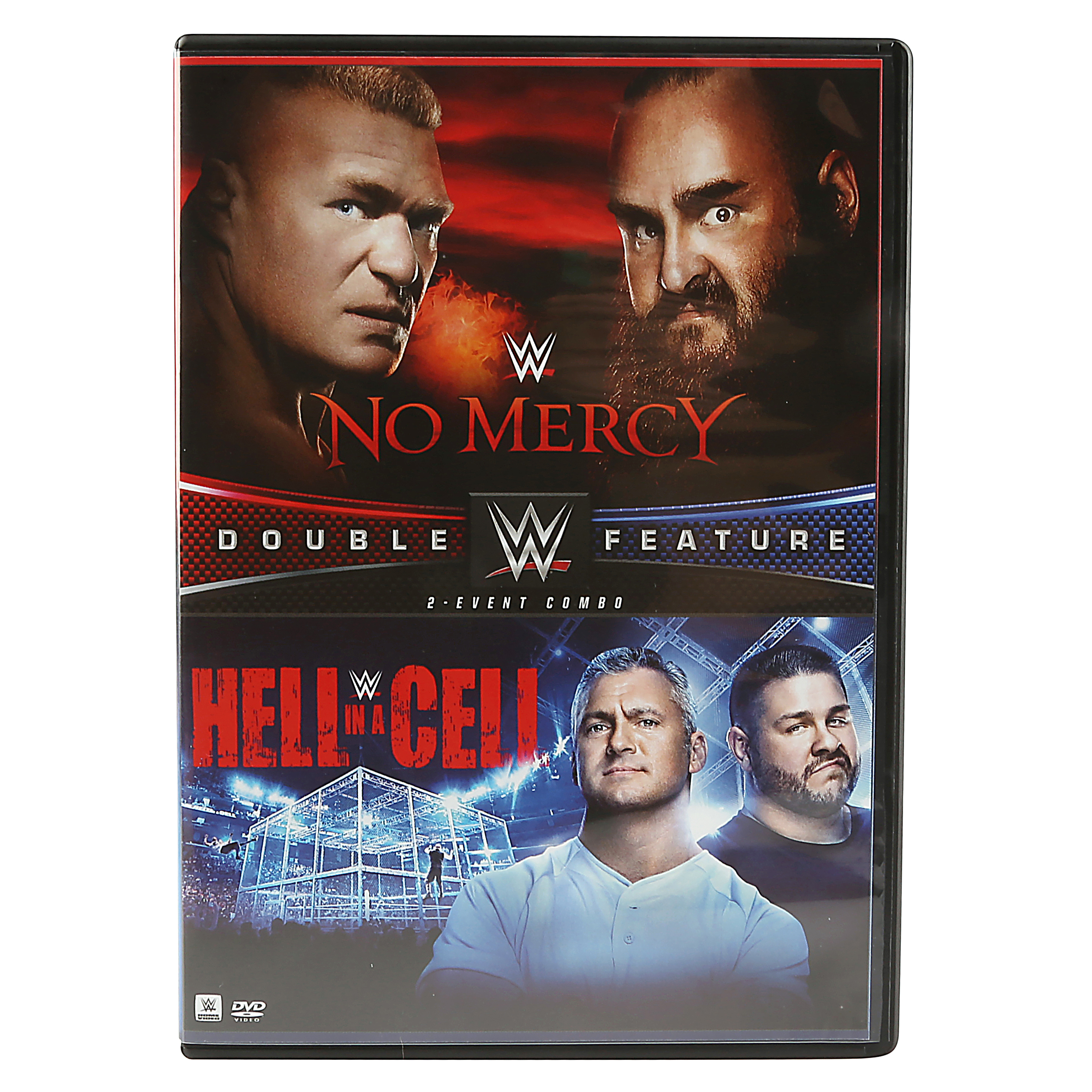 No Mercy and Hell in a Cell WWE DVD Double Feature