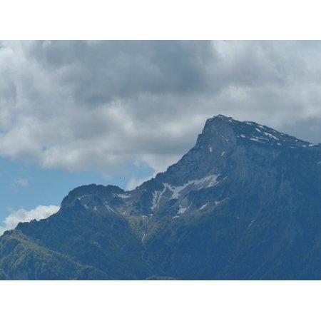 LAMINATED POSTER Geiereck Unterberg Gondola Cable Car Mountain Poster Print 11 x 17 ()