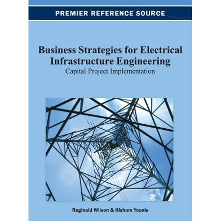 Business Strategies for Electrical Infrastructure Engineering - eBook