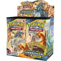 Pokemon TCG: Sun & Moon Unbroken Bonds Booster Display Box