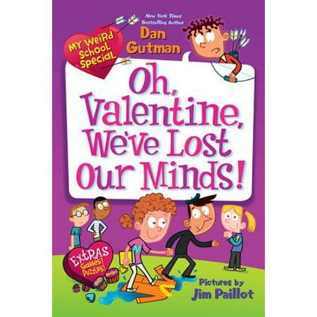 Justina Valentine Halloween (My Weird School Special: Oh, Valentine, We've Lost Our)