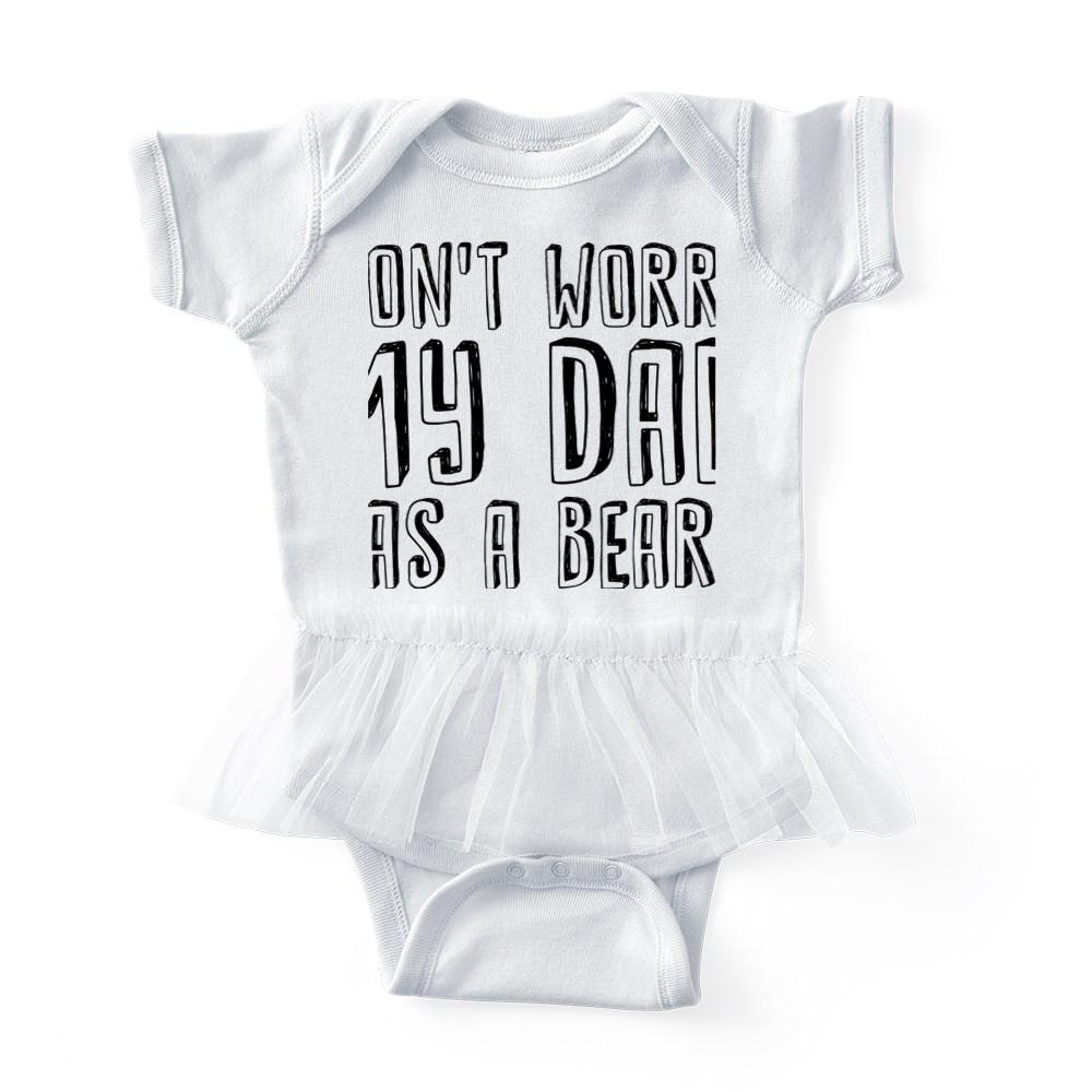 Take After My Father Funny CafePress Baby Tutu Bodysuit