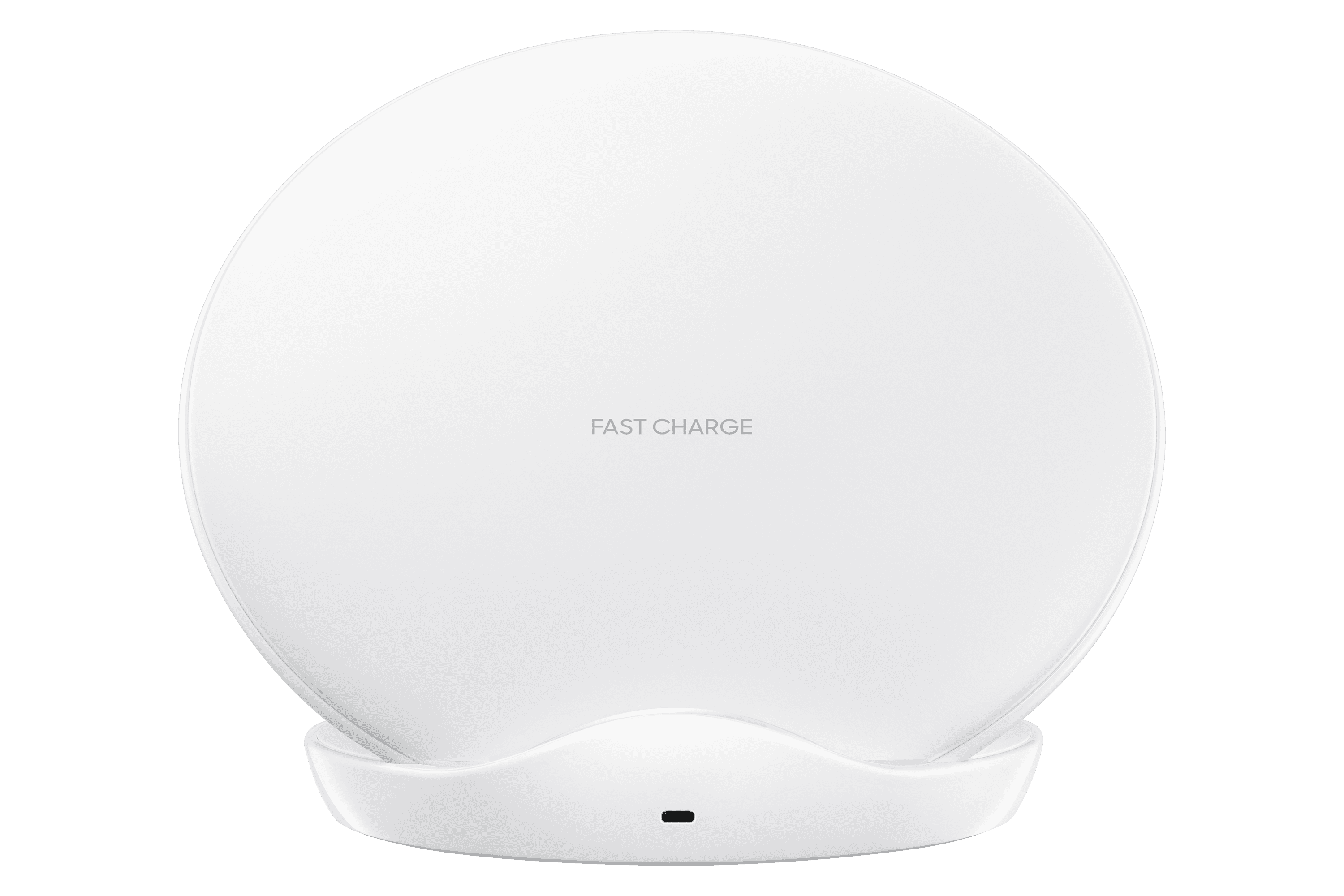 Accesorio Para El Celular Samsung Fast Charge Wireless Charging Stand - White + Samsung en VeoyCompro.net