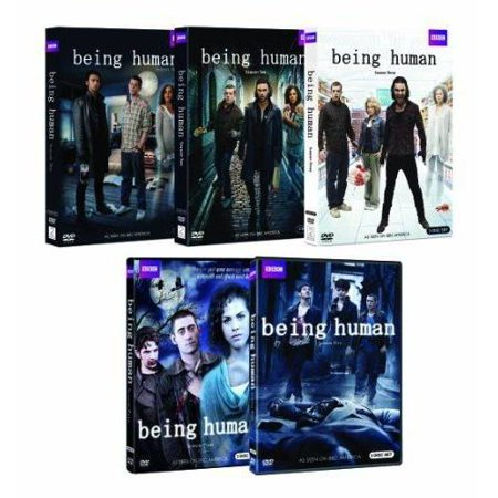 Being Human  The Complete Seasons 1 5