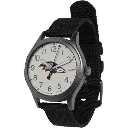 Baltimore Ravens Women's Ringer Watch - No Size (Baltimore Ravens Fan Series Watch)
