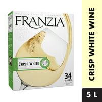 Franzia Crisp White White Wine - 5 Liter