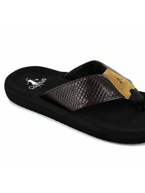 8e9914300 Product Image Corkys Womens Royal Flip Flop Sandal (Black