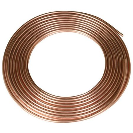 - Watts Pre-Cut Copper Tubing Type L 1/2 in. Dia. x 25 ft. L