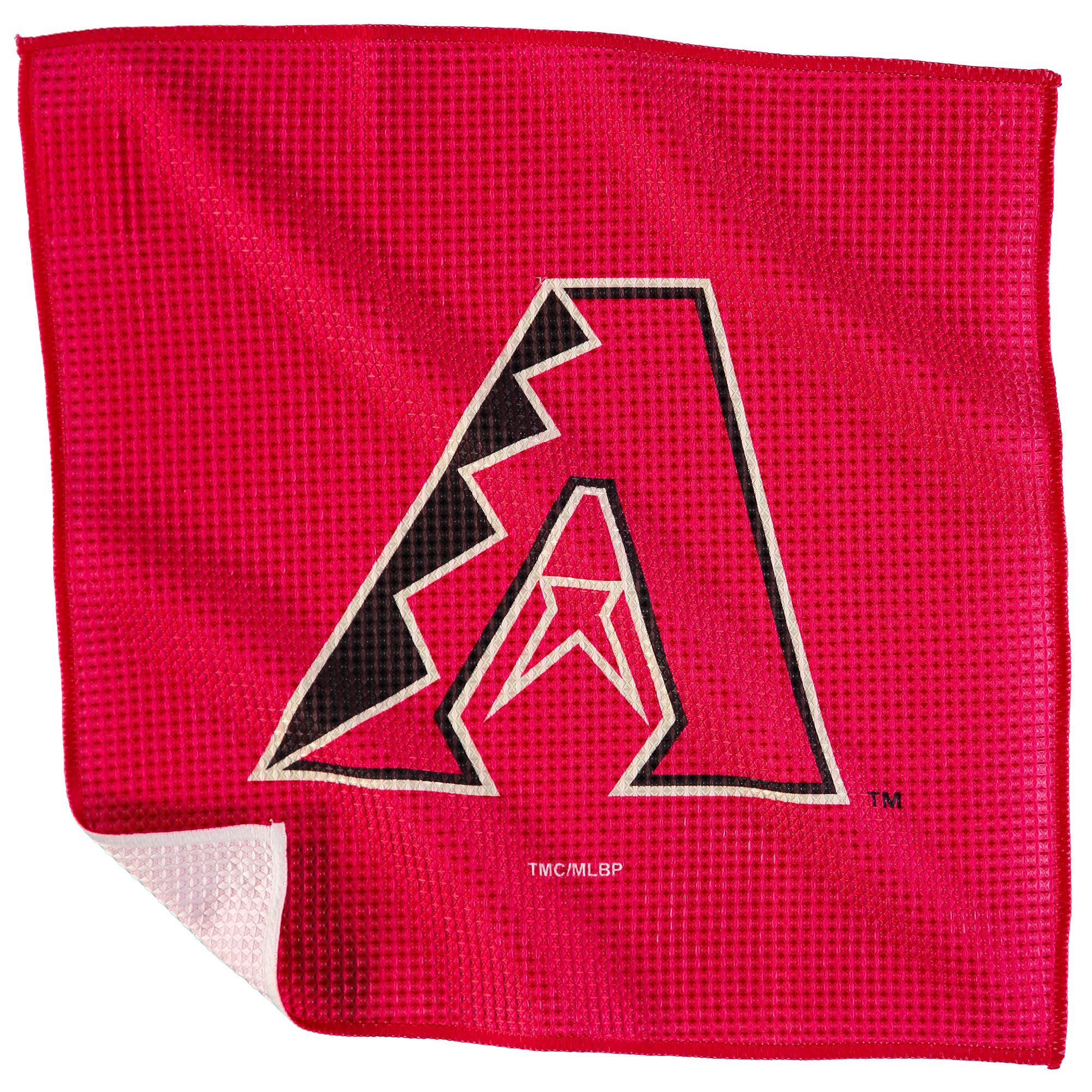 """Arizona Diamondbacks 16"""" x 16"""" Microfiber Towel - No Size"""